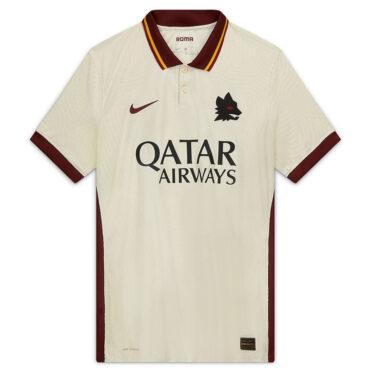Seconda maglia Roma 2020-2021