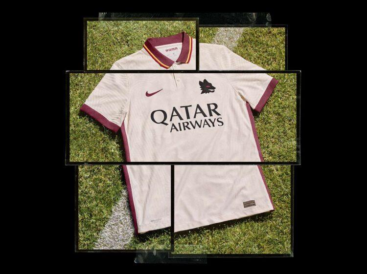 Roma maglia away 2020-2021 Nike