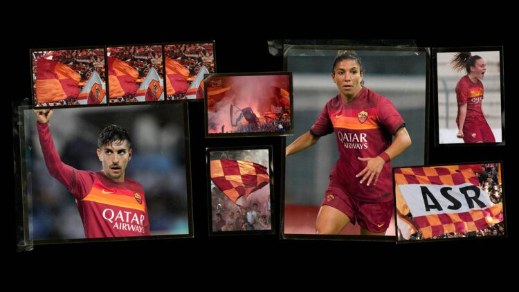 Divisa Roma 2020-2021 Nike