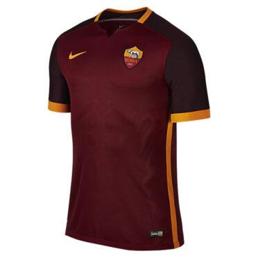 maglia roma home 2015-2016