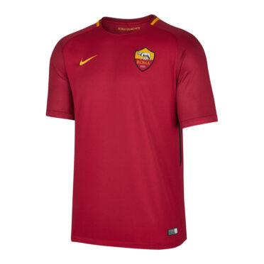 maglia roma home 2017-2018