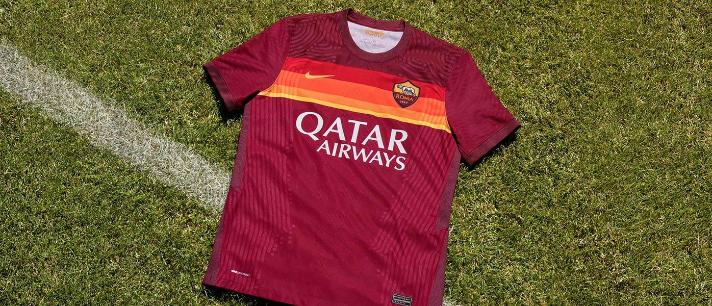 La nuova maglia della Roma 2020-2021 Nike