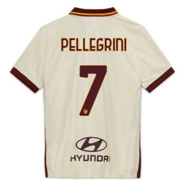 Maglia Roma away Pellegrini 7