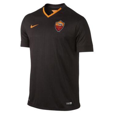 maglia roma third 2014-2015