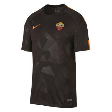 maglia roma third 2017-2018