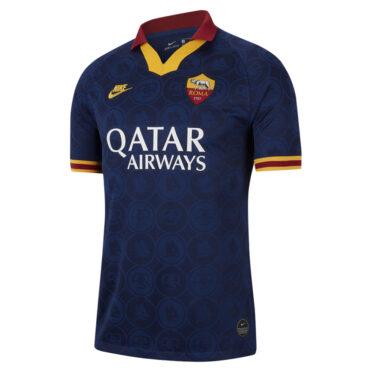 maglia roma third 2019-2020