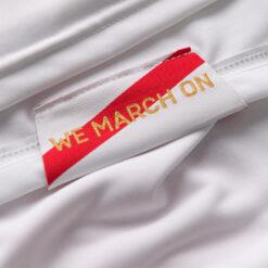 Etichetta We March On terza maglia Southampton