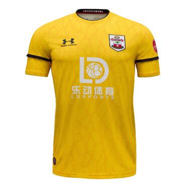 Maglia portiere Southampton 2020-21 giallo
