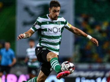 Kit Sporting Lisbona 2020-21