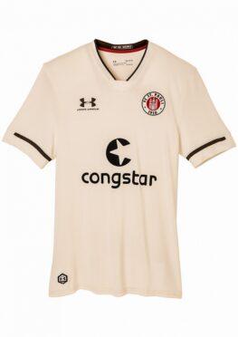 Seconda maglia St. Pauli bianca 2020-21