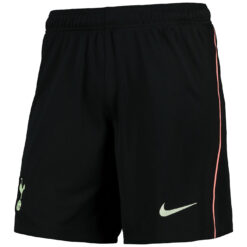 Pantaloncini Tottenham neri 2020-21 away