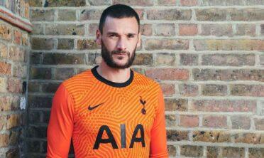 Lloris maglia portiere Tottenham
