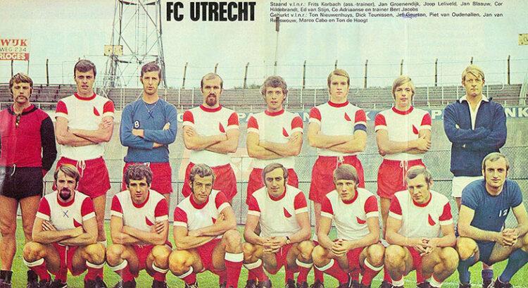 Utrecht 1970-1971