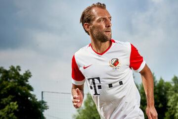 Nuova maglia Utrecht 2020-21