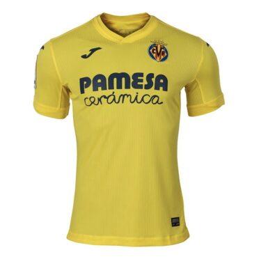 Maglia Villarreal 2020-21 Joma