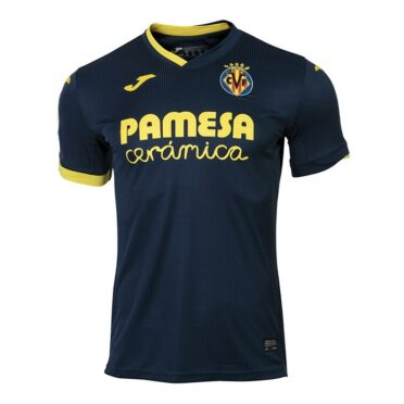 Seconda maglia Villarreal 2020-2021