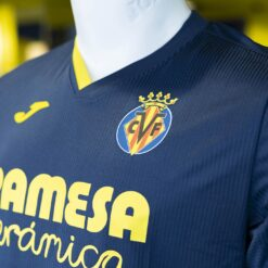 Dettaglio maglia Villarreal away 2020-21