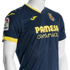 Maglia Villarreal away 2020-21 fronte