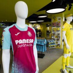 Le nuove divise del Villarreal 2020-21