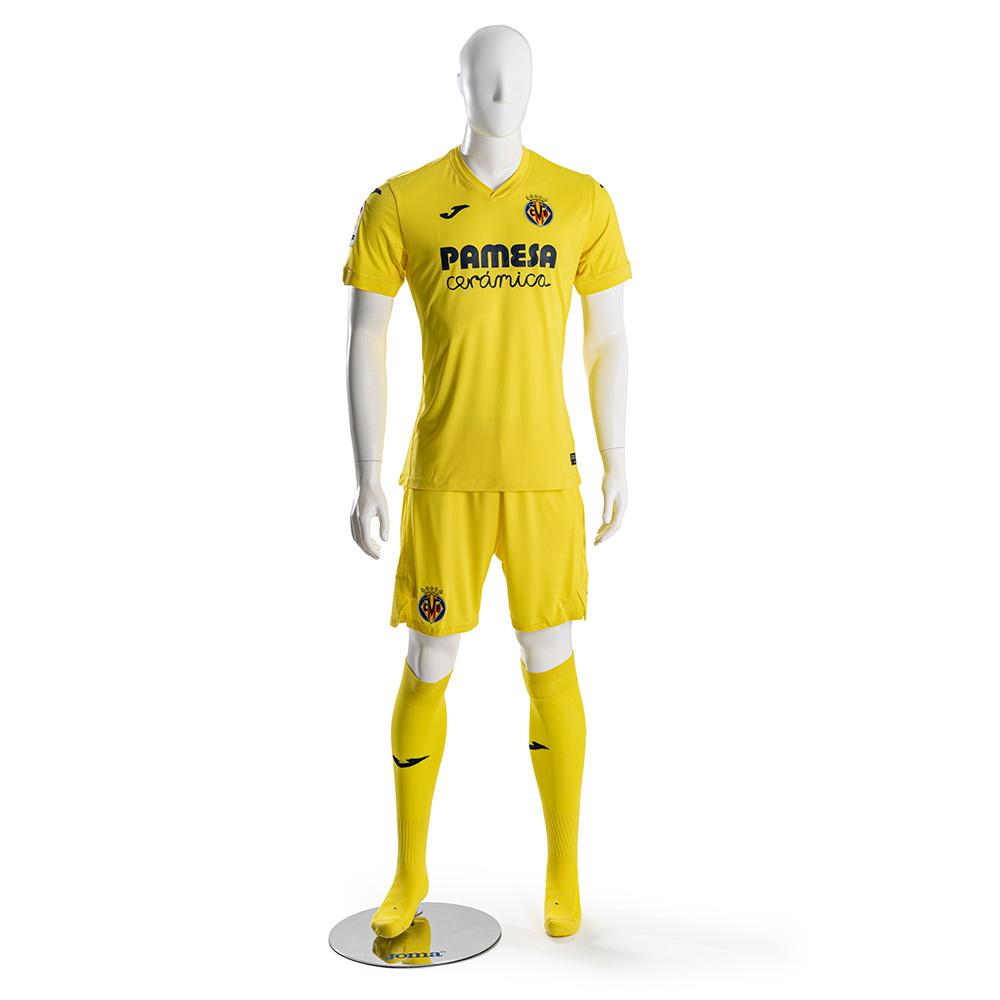 Maglie Villarreal 2020-2021, Joma osa con la terza divisa