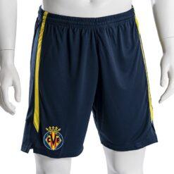 Pantaloncini Villarreal blu 2020-21 away