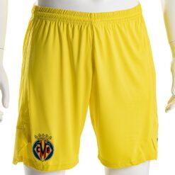Pantaloncini home Villarreal 2020-2021 gialli