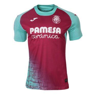 Terza maglia Villarreal 2020-2021 Joma
