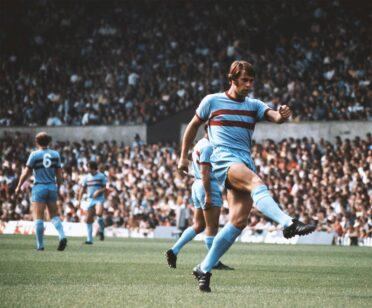 Maglia West Ham away anni 60