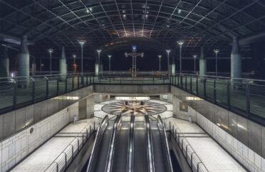Westfalenhalle stazione metro Dortmund