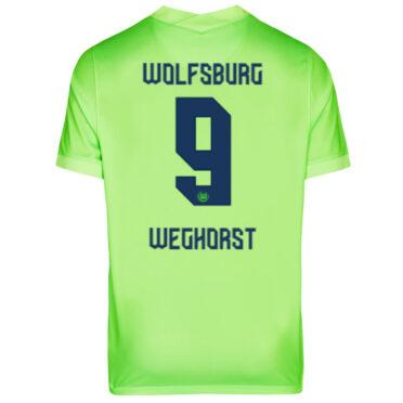 Maglia Wolfsburg - 9 Weghorst