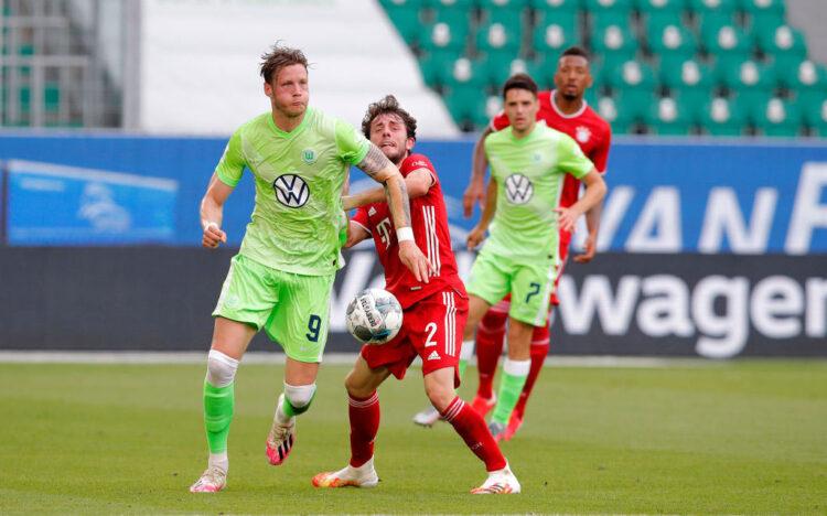 Wolfsburg-Bayern Monaco 2020
