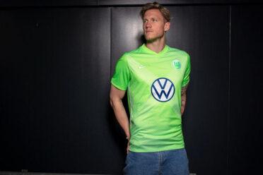 Kit Wolfsburg 2020-21 verde