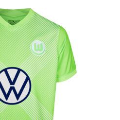 Stemma città Wolfsburg nel colletto
