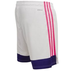 Pantaloncini Real Valladolid 2020-21 bianchi