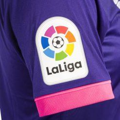 Toppa LaLiga maglia Valladolid