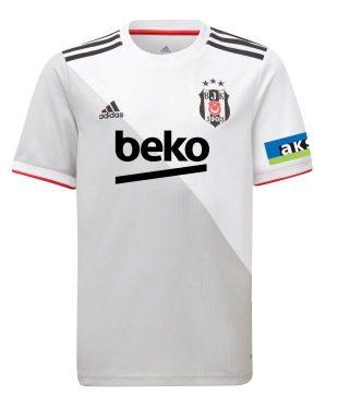 Besiktas seconda maglia 2020-21