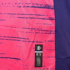Dettagli maglia trasferta Real Valladolid