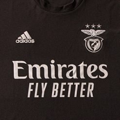 Sponsor Fly emirates maglia Benfica away