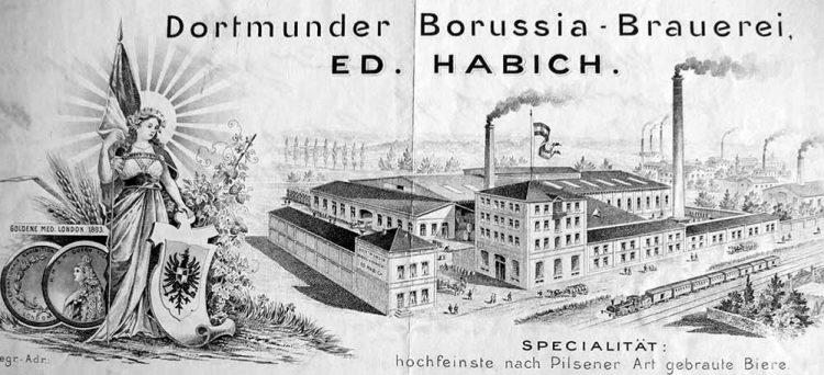 Dortmunder Borussia Brauerei