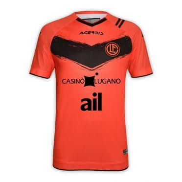 Terza maglia Lugano 2020-21