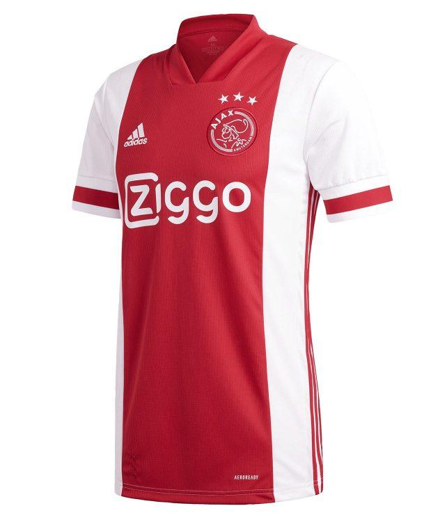 Maglia Ajax 2020-2021