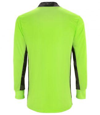 Maglia portiere Ajax 2020-21 verde retro