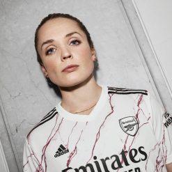 Arsenal femminile maglia away