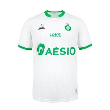 Seconda maglia Saint-Etienne 2020-21 bianca