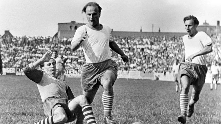 BC Augsburg-Bayern Monaco 1950