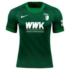 Seconda maglia Augsburg 2020-21 verde