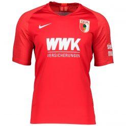 Terza maglia Augsburg 2020-21 rossa