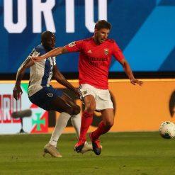 Benfica-Porto Coppa portogallo