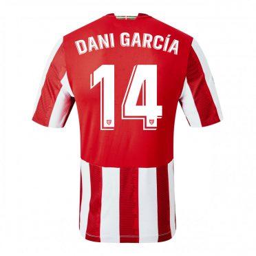 Maglia Athletic Bilbao 2020-2021 Dani Garcia