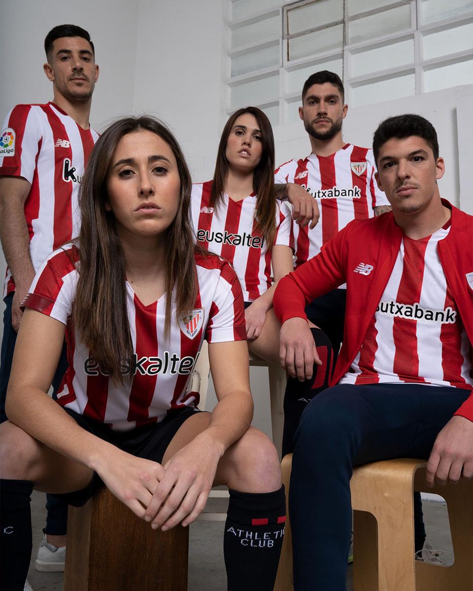 Maglie Athletic Bilbao 2020-2021, le novità di New Balance